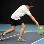 Dave Deas Tennis star