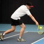 Dave Deas Tennis star