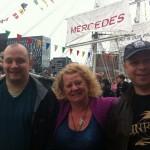 Photo of Johnathan, Dawn and Gary