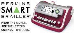 Photo of Perkins Smart Brailler